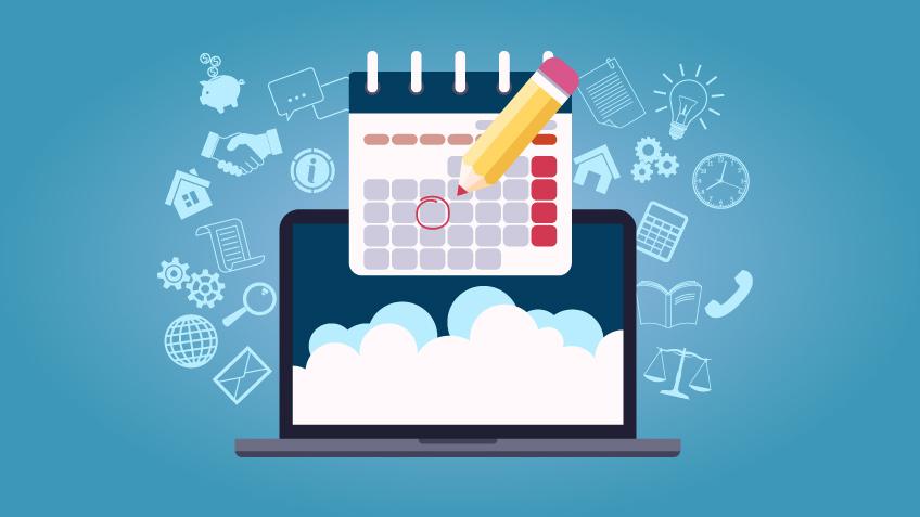 Organizá tus redes con el calendario de Social Media