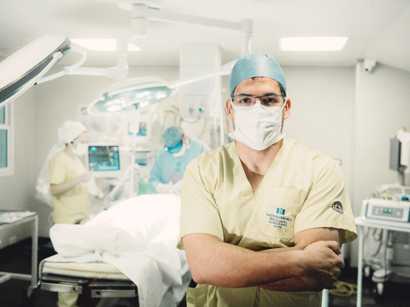Dr. Esteban Martinez