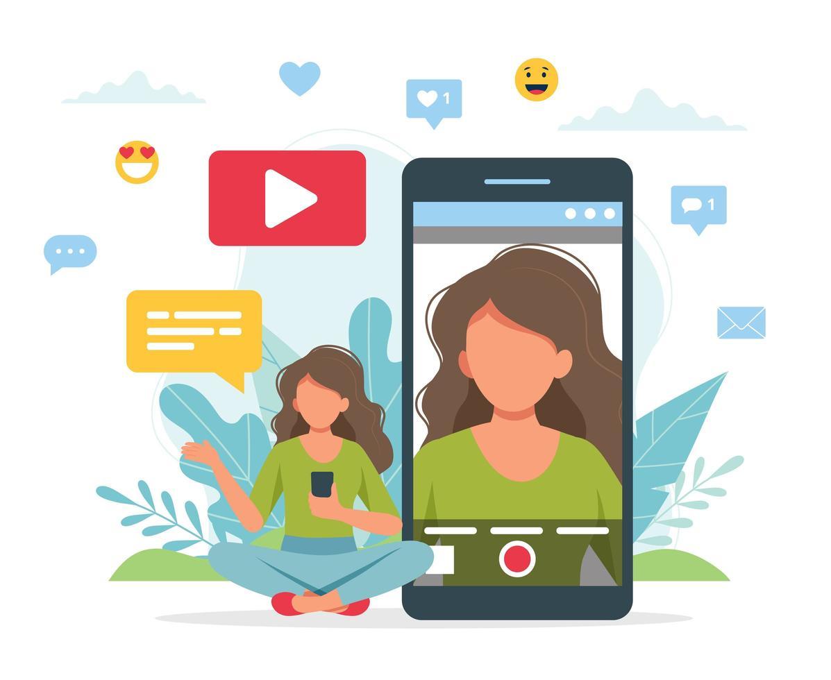 videos redes sociales